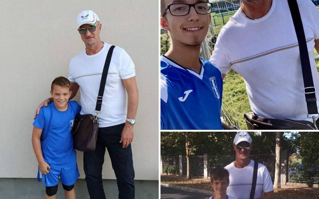 Monorra látogatott Marco Rossi