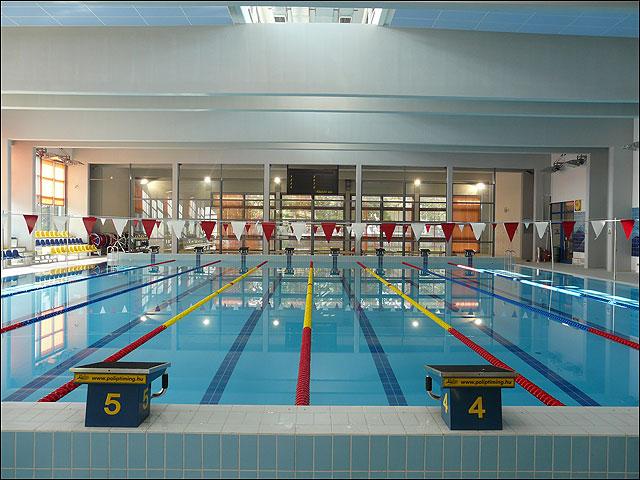 Őszi úszóversenyek