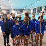 Versenyeken bizonyíthattak fiatal úszóink