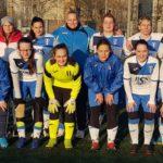 Győzelmekkel kezdték az évet a női labdarúgók