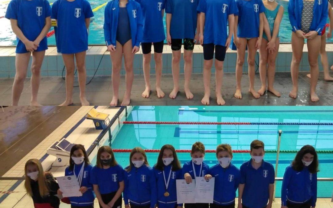 Az Aranyhomok Kupán nyitották az évet az úszók
