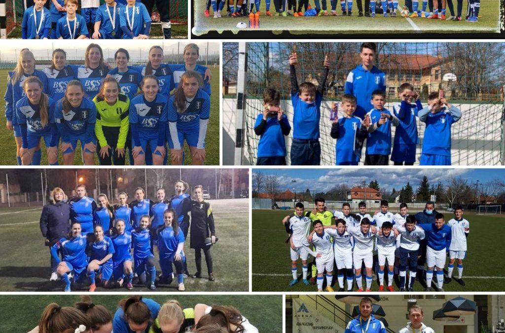 Győzelmekkel ünnepelték a labdarúgók a Monori SE születésnapját