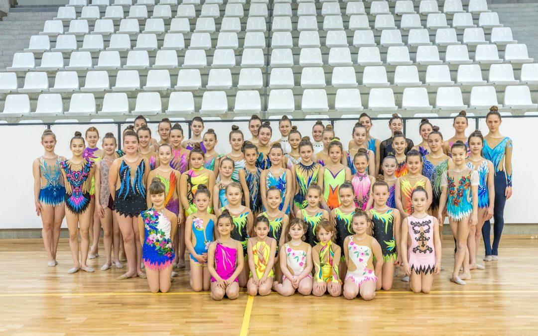 Újraindul a kezdő tanfolyam a ritmikus gimnasztika iránt érdeklődőknek