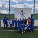 Újabb dobogós helyezés a labdarúgó Kölyökligában