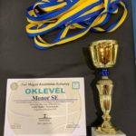 Kadett korosztályban a Monori SE fiú és lány csapata is megnyerte a megyei kosárlabda bajnokságot