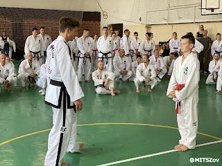 Monoron tartott Országos Technikai Szemináriumot a Magyar ITF Taekwon-do Szövetség