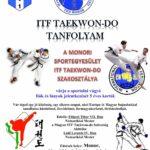 Csatlakozz a Taekwon-do Szakosztályhoz