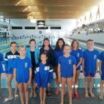 Újra versenyeztek úszóink